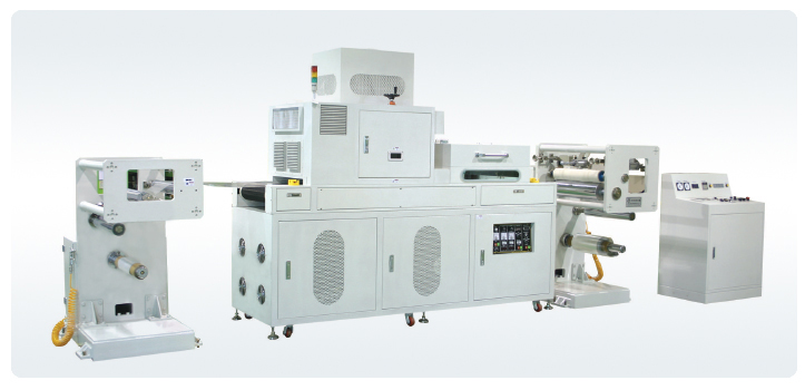 UV drying systems