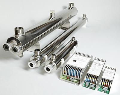 ultraviolet sterilization systems from Infralight